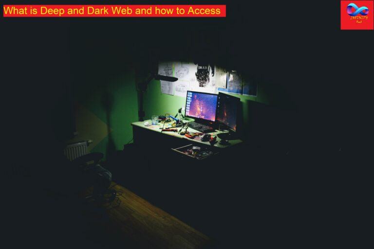 What is Deep and Dark Web and how to Access it