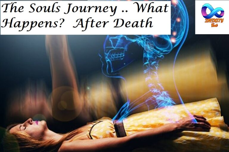 The Souls Journey .. What Happens?  After Death