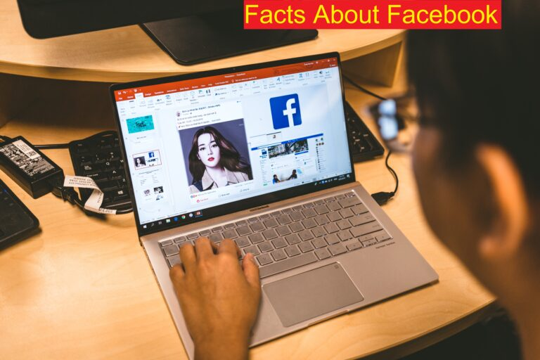 Facts About Facebook | Social Media