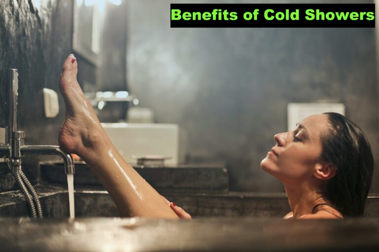 Benefits of Cold Showers Cold showers feel like an icy hell