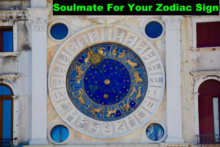 The Perfect Soulmate For Your Zodiac Sign