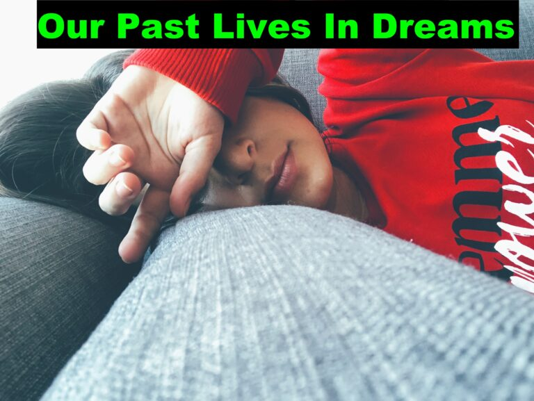 Our Past Lives In Dreams